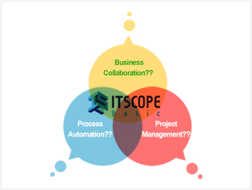 Business Collaboration, Process Automation, Project Management